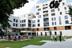 Lauréat « Habitats regroupés »  : La Société d'habitation des Alpes  Pluralis